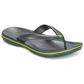 Crocs  CROCBAND FLIP  women's Flip flops / Sandals (Shoes) in Grey