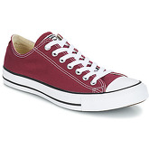 Converse  ALL STAR OX  men's Shoes (Trainers) in Red