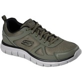 Skechers  TRACK-SCLORIC 52631  men's Shoes (Trainers) in Green