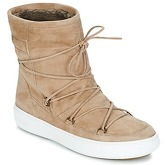 Moon Boot  MOON BOOT PULSE MID  women's Mid Boots in Beige