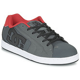 DC Shoes  NET  men's Skate Shoes (Trainers) in Grey