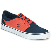 DC Shoes  TRASE TX  men's Shoes (Trainers) in Blue