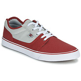 DC Shoes  TONIK TX  men's Shoes (Trainers) in Red