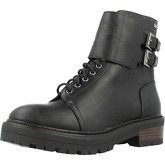 Mustang  58526  women's Low Ankle Boots in Black