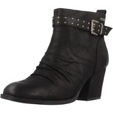 Mustang  57426M  women's Low Ankle Boots in Black