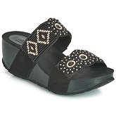 Desigual  SHOES_CYCLE_BEADS BN  women's Mules / Casual Shoes in Black