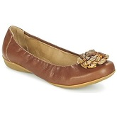 Dkode  FALLON  women's Shoes (Pumps / Ballerinas) in Brown