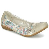 Dkode  FARIS  women's Shoes (Pumps / Ballerinas) in Multicolour