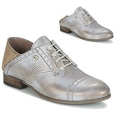 Dkode  ALBA  women's Casual Shoes in Silver