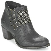 Dkode  BICE  women's Low Ankle Boots in Black