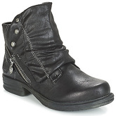 Dockers by Gerli  PACOL  women's Mid Boots in Black