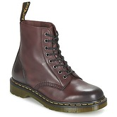 Dr Martens  Pascal  women's Mid Boots in Red