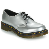 Dr Martens  1461 Vegan  women's Casual Shoes in Silver