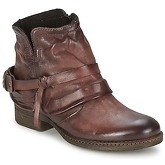 Dream in Green  ASSIM  women's Mid Boots in Brown