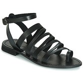 Dream in Green  IRVINA  women's Sandals in Black
