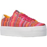 Mustang  50559  women's Shoes (Trainers) in Multicolour