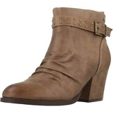Mustang  57426M  women's Low Ankle Boots in Brown
