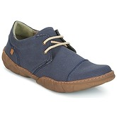 El Naturalista  SEAWEED CANVAS  men's Shoes (Trainers) in Blue
