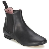 Elia B  CLAIRE  women's Low Ankle Boots in Black