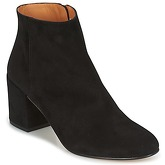 Emma Go  ELNA  women's Low Ankle Boots in Black