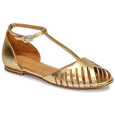 Emma Go  LILY  women's Sandals in Gold