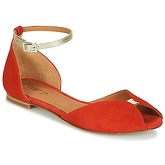 Emma Go  JULIETTE  women's Sandals in Red