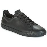 Emporio Armani  IVO  men's Shoes (Trainers) in Black