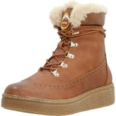 Mustang  50109M  women's Snow boots in Brown