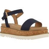 Mustang  70098  women's Sandals in Blue