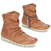 Felmini  COIN  women's Mid Boots in Brown
