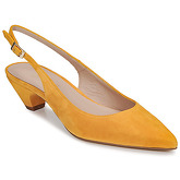 Fericelli  JEYONCE  women's Heels in Yellow