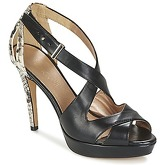 Fericelli  VELCO  women's Sandals in Black
