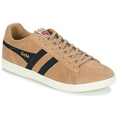 Gola  EQUIPE SUEDE  men's Shoes (Trainers) in Beige