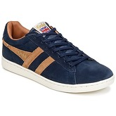 Gola  EQUIPE SUEDE  men's Shoes (Trainers) in Blue