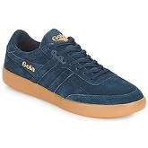 Gola  Inca leather  men's Shoes (Trainers) in Blue