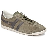 Gola  BULLET SUEDE  men's Shoes (Trainers) in Green