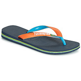 Havaianas  BRASIL MIX  women's Flip flops / Sandals (Shoes) in Blue