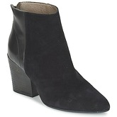 Hudson  MELI CALF  women's Low Ankle Boots in Black