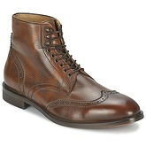 Hudson  GREEHAM  men's Low Ankle Boots in Brown