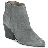 Hudson  MELI SUEDE  women's Low Ankle Boots in Grey