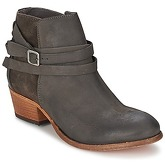 Hudson  HORRIGAN  women's Low Ankle Boots in Grey