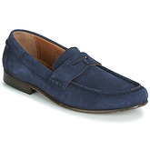 Hudson  SEINE  men's Loafers / Casual Shoes in Blue