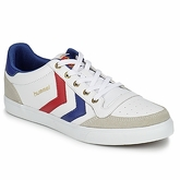 Hummel  STADIL LOW  women's Shoes (Trainers) in White