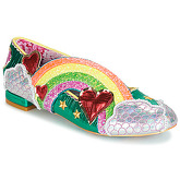 Irregular Choice  HOLIDAY ROMANCE  women's Shoes (Pumps / Ballerinas) in Green