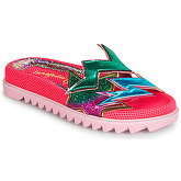 Irregular Choice  THUNDER BOLT  women's Mules / Casual Shoes in Pink