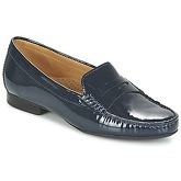 JB Martin  WALILA  women's Loafers / Casual Shoes in Blue