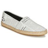 John Galliano  6715  men's Espadrilles / Casual Shoes in White