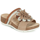 Josef Seibel  TILDA 11  women's Mules / Casual Shoes in Beige