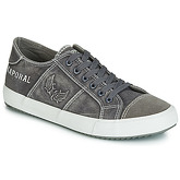 Kaporal  YARISKA  men's Shoes (Trainers) in Grey