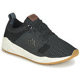 Kappa  JASMO  men's Shoes (Trainers) in Black